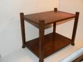 津軽塗 天然木 台 お茶の道具など 中古 古い 欠けなどあり