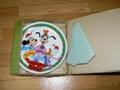 1975年 ディズニー クリスマスプレート 新品 箱付