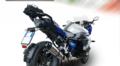 イタリア GPR GPE EVO TITANIUM スリップオン マフラー (公道仕様)BMW R1200RS 2015- BMW.78.GPE