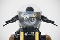 ZARD アクセサリー フロント ホワイト ウィンドウ スクリーン BMW R nineT
