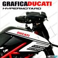 グラフィック デカール DUCATI HYPERMOTARD796/1100 EVO  ブラック