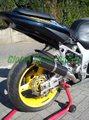 Danmoto Carbon GP スリップオン マフラー GSX-R 1000 2001-2004 *EX-00005*