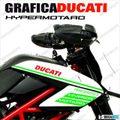 グラフィック デカール DUCATI HYPERMOTARD796/1100 EVO  グリーン