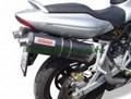 イタリア GPR CO二本出し スリップオンマフラーハイマウント ST2 全年式D.26BISCO