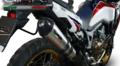 GPR GPE チタン スリップオンマフラー CRF1000L Africa Twin H.226.GPE