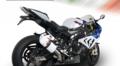 イタリア GPR ALBUS CERAMIC ショート レーシング スリップオン マフラー S1000RR 2015-(競技走行専用) BMW.75.RACE.ALB