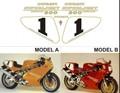 グラフィック デカール ステッカー 車体用 / ドゥカティ Ducati 900SS 900 スーパースポーツ/ 900SL スーパーライト SUPER LIGHT 1994