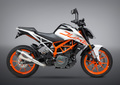 USヨシムラ / ALPHA T スリップオン マフラー / KTM DUKE デューク 390/250  2017- 16381BP520