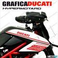 グラフィック デカール DUCATI HYPERMOTARD796/1100 EVO  レッド
