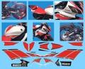 グラフィック デカール ヤマハ YZF-R6 WGP 50周年記念 AXL Kit completo Yamaha R6 2012  在庫品