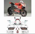 カスタム グラフィック デカール ステッカー 車体用 / ドゥカティ Ducati 899 / 1199 1299 パニガーレ / WORLD SBK 2015 REPLICA レプリカ