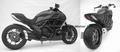 ZARD BSS/AL/Race S/O マフラー Ducati Diavel 10-13 在庫品 ZD117SSR-B