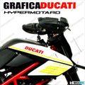 グラフィック デカール DUCATI HYPERMOTARD796/1100 EVO  イエロー