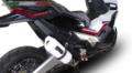 イタリア GPR ALBUS CERAMIC(ALB) スリップオン マフラー HONDA X-ADV 750 2017- H.245.ALB