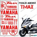 グラフィック デカール TMAX KIT 01-07 FOGLIO 500 レッド