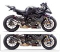 TWO BROTHERS スリップオン M-2 アルミマフラー S1000RR 10-14 005-2810406V-B