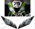 グラフィック デカール Kawasaki ZX-10R 2011- REPLICA SBK レーサーダミーヘッドライト