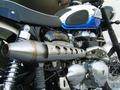 ZARD Racing ハイマウント フルエキゾーストマフラー TRIUMPH SCRAMBLER インジェクション車