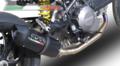 イタリア GPR FUCA 2in1 触媒付き(公道仕様) フルエキマフラー HYPERMOTARD 796 2in1 2010-12 D.117.FUCA