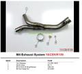 YZF-R1 09-13 M4 Yリンクパイプ キャタライザーエリミネーター YA-CEKR109