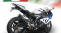 イタリア GPR DENE DEEPTONE NERO スリップオン マフラー S1000RR 2015- (公道仕様) BMW.75.DENE