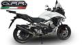 イタリア GPR GPE POPPY スリップオン マフラー VFR800X 2015H.241.GPEPO