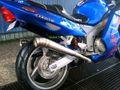 Danmoto Gp Extreme スリップオン マフラー CBR1100XX スーパーブラックバード 97-07