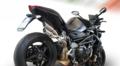 イタリア GPR THS THUNDERSLASH ショート レーシング スリップオン マフラー MV AGUSTA ブルターレ920/990R/1090RR (競技走行専用) MV.9/10/11.RACE.TH