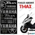 グラフィック デカール TMAX 08-11 KIT FOGLIO 500 シルバー