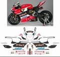 カスタム グラフィック デカール ステッカー 車体用 / ドゥカティ Ducati 899 / 1199 1299 パニガーレ / WORLD SBK 2017 REPLICA レプリカ