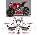 カスタム グラフィック デカール ステッカー 車体用 / ドゥカティ Ducati 899 / 1199 1299 パニガーレ / WORLD SBK 2016 REPLICA レプリカ