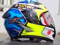 KYT FALCON エスパルガロ スズキ エクスター MotoGP