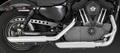 バンス&ハインズ TWIN SLASH  S/O マフラー XL スポーツスター  16839