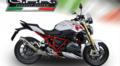 イタリア GPR PC Powercone(公道仕様) スリップオン マフラー BMW R1200R 2015- BMW.76.PC
