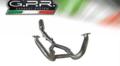 イタリア GPR レーシング エキゾーストパイプ(触媒除去競技走行専用) BMW R1200RS 2015-
