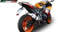 イタリア GPR ALBUS CERAMICショートレーシング スリップオン マフラー CBR1000RR 14- (競技走行専用) H.242.RACE.ALB