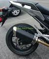 Danmoto JISU Black スリップオン マフラー NC700X/S  EX-00479