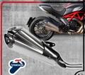 Ducati ディアベル テルミニョーニ チタン スリップオン Termignoni Ducati Diavel