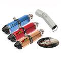 KO Lightning / 470mm Type:A~F スリップオン マフラー / BMW F650GS 2008-2012 F800GS 2008-2017 F700GS F800GS ADV 2013-2017