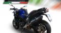 イタリア GPR FURORE NERO(公道仕様) スリップオン マフラー BMW F800R 2015- BMW.79.FUNE