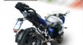 イタリア GPR GPEPO GPE EVO POPPY カーボン スリップオン マフラー (公道仕様)BMW R1200RS 2015- BMW.78.GPEPO