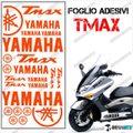 グラフィック デカール TMAX 01-07 FOGLIO 500 オレンジ