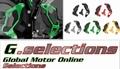 G.selections / エンジンスターター クラッチ プロテクター カバー クラッシュガード スライダー V2 / Kawasaki カワサキ  NINJA400 ニンジャ 400 / 250 2018- ( EX400G )( EX250P )/ 5色
