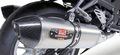 USヨシムラ R-77 デュアル スリップオン マフラー カーボンエンド ZZR1400 ZX14R 08-11 1426205