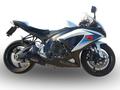イタリア GPR FUCA スリップオン マフラー GSXR750 06-07S.111FUCA