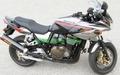 ZRX1200 01-05 アクラポビッチ チタン/カーボン S/O マフラー