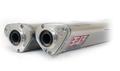USヨシムラ TRS デュアル スリップオン マフラー YZF-R1 04-06   1312265