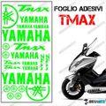 グラフィック デカール TMAX 08-11 KIT FOGLIO 500 グリーン