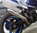 Danmoto GP Extreme スリップオン マフラー GSX-R 1000 01-04  EX-00006