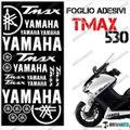 グラフィック デカール TMAX530 KIT FOGLIO  ホワイト